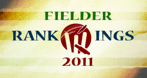 ODI Wicketkeeper/ Fielder Rankings 2011 (all teams)