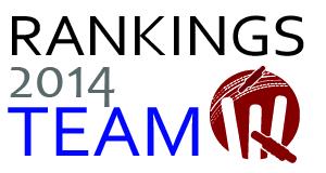 team ranking2014-01